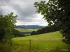 Aussicht vom Rotmilan-Höhenweg