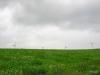 Windkraftanlage am Rotmilan-Höhenweg