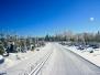 Winter auf der Steinert
