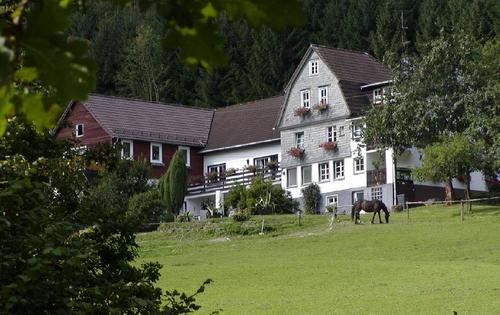 Ferienwohnung Café Hainbach