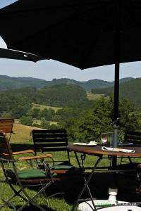 Terrasse Café Hainbach